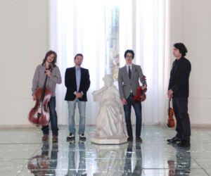 Musiche di Ricci, Sollima e Schubert con l'emergente Warhol Piano Quartet