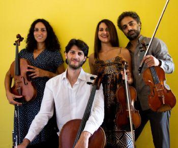 Concerti: Quartetto d'archi Sincronie