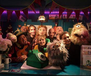 Bambini - Restiamo connessi! 40 anni di Teatro Verde (1979 - 2019)