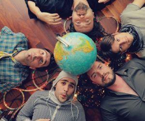 Il gruppo rock- folk a L'Asino che vola