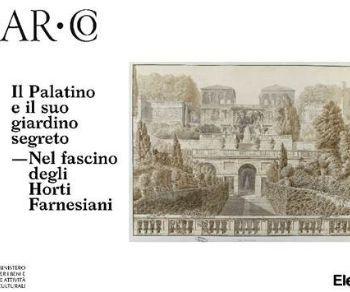 Mostre - Il Palatino e il suo giardino segreto