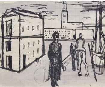 Mostre - Mario Sironi: i piccoli studi e la grande decorazione
