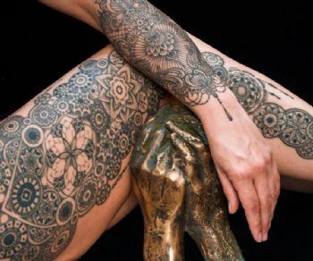 Spettacoli - Apoteosi del tatuaggio