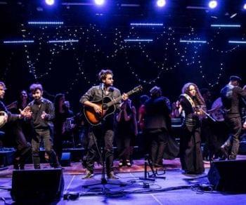 Concerti - Viaggio in Italia cantando le nostre radici