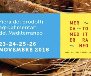 Fiere - Mercato mediterraneo. Cibi/culture/mescolanze