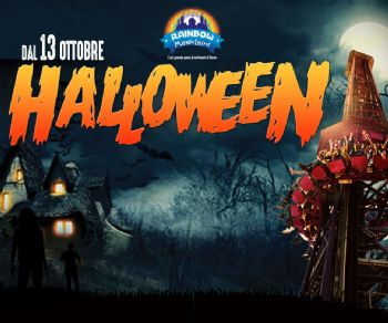 Altri eventi - A Rainbow Magicland è Halloween
