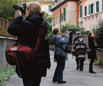 La Villa Borghese e i suoi edifici