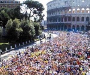 Altri eventi - Maratona di Roma 2017