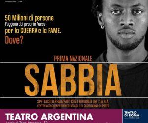 Una tempesta arriva al Teatro Argentina