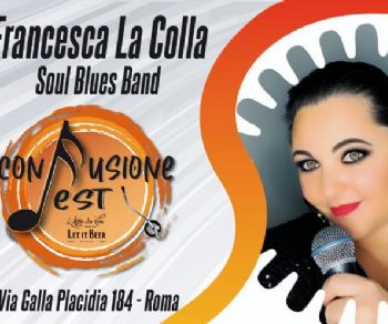 Locali - Francesca La Colla Soul Blues Band