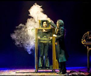 Magia, illusionismo, clown, mimi, arti circensi, teatro di figura, circo contemporaneo
