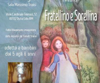 Bambini e famiglie - Fratellino e Sorellina