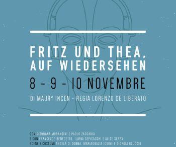 La vera storia d'amore tra il regista Fritz Lang e sua moglie, l'autrice Thea Von Harbou