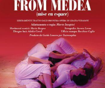 Spettacoli - FROM MEDEA (mise en espace)*