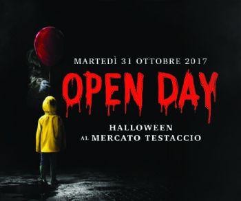 Spettacoli - Halloween al Mercato di Testaccio