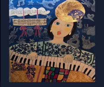 Gallerie - Il Sogno, la Bellezza e la Luna di Anna Trzuskolas