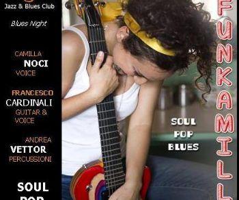 Locali - Funkamilla Acoustic Trio