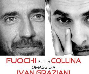 Spettacoli - Fuochi sulla collina: una dedica a Ivan Graziani