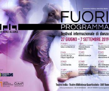 Festival - Fuori Programma 2019