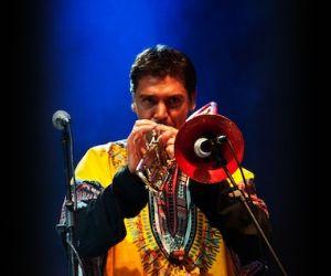 Compositore, trombettista, trombonista, vocalist italo - brasiliano