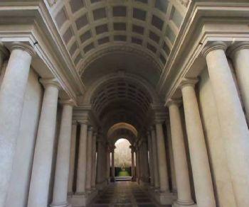 Visita guidata alla Galleria prospettica e alla preziosa pinacoteca del Cardinal Spada