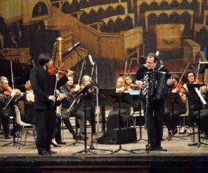 Concerti: Richard Galliano con la Camerata Ducale