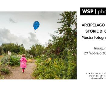 Gallerie - Arcipelago Garbatella: storie di quartiere. Mostra collettiva
