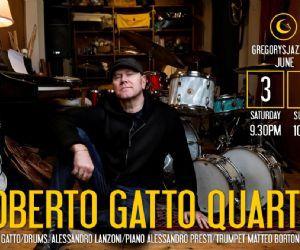 Locali: Roberto Gatto Quartet