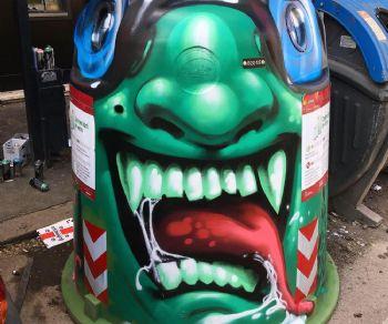 Altri eventi - GAU. Gallerie Urbane, 20 street artists per 30 campane