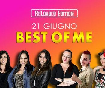 Altri eventi - Best Of Me