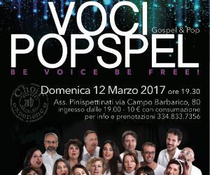 Concerti - Concerto voci Popsel