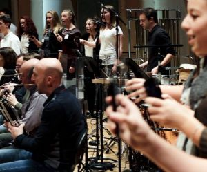 "Spettacoli - CRM   GRAME   Orchestra Sinfonica Abruzzese ""Geek Bagatelles"""