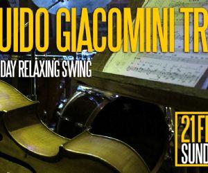 Locali: Guido Giacomini Swing Trio