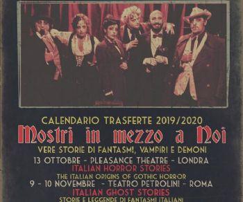 Spettacoli: Italian Ghost Stories