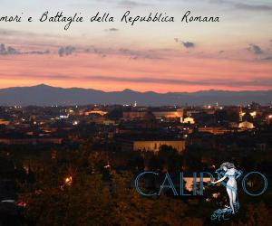 Visite guidate - Gianicolo: Amori e Battaglie della Repubblica Romana