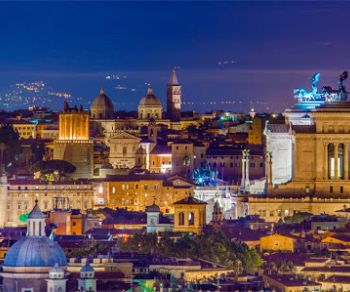 Passeggiata serale nella storia di Roma, nei luoghi della Resistenza garibaldina del 1849