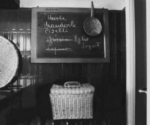 I ricordi, i racconti e le ricette di casa Berengo Gardin al MAXXI