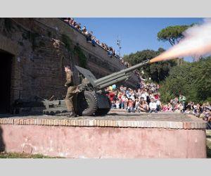 Visite guidate: Il Gianicolo e lo sparo del cannone di mezzogiorno
