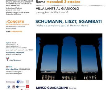 Concerti - Schumann, Liszt, Sgambati