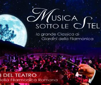 Concerti - Le Grandi Ouverture. Rome Symphony Orchestra