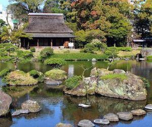 Apertura del giardino giapponese di roma istituto giapponese di