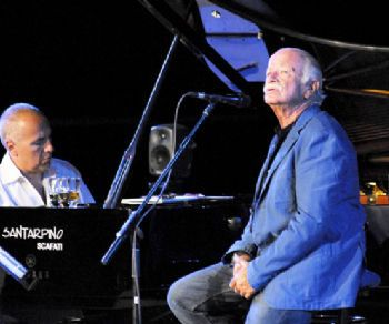 """Concerti - Gino Paoli e Danilo Rea: """"3"""""""