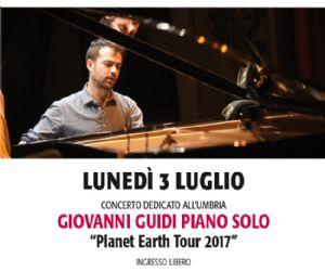 Concerti - Giovanni Guidi Piano Solo
