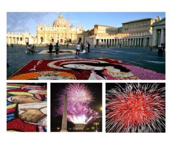 Visite guidate - 29 Giugno 2019. Festa dei Patroni di Roma S. Pietro e S. Paolo