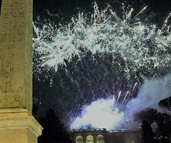 Visite guidate - Roma si colora a San Pietro e Paolo con la Girandola - Gratis