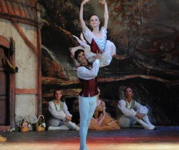 Spettacoli - Festival del Balletto Russo