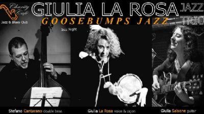 Locali - Giulia La Rosa Trio Double Jazz Night