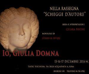 Spettacoli: Le donne di Roma (antica) dicono la loro