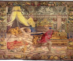 Giuseppe negli arazzi medicei di Pontormo e Bronzino