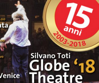 Spettacoli - Silvano Toti Globe Theatre 2018